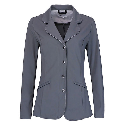HARCOUR CELLA WOMENS COMPETITION JACKET - GREY