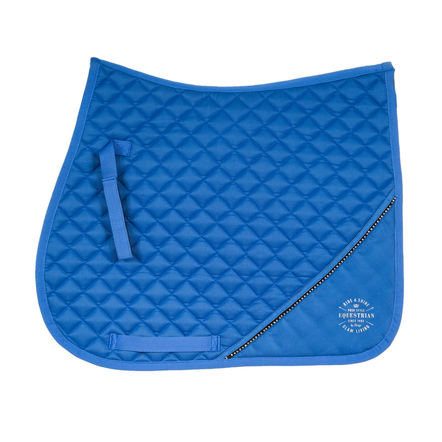 HORZE SADDLE PAD 'RIDE AND SHINE'