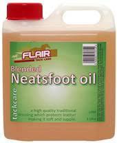 FLAIR BLENDED NEATSFOOT OIL - 1 LITRE