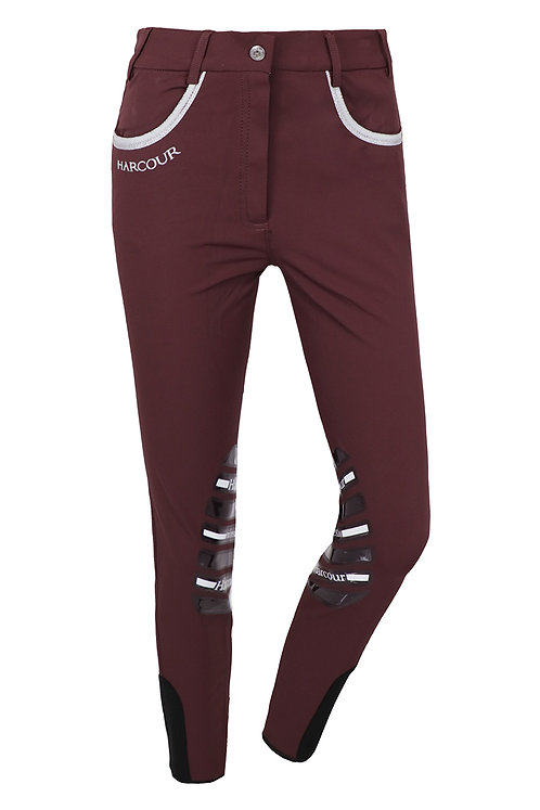 HARCOUR WOMENS JALISCA BREECHES WITH FIX GRIP
