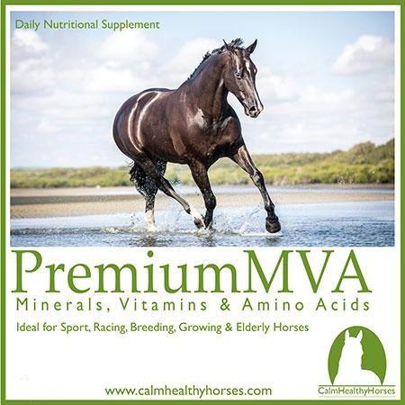 PREMIUM MVA - 2KG CALM HEALTHY HORSES