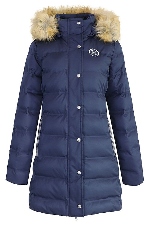 HARCOUR WOMENS CLEMENCE PADDED JACKET
