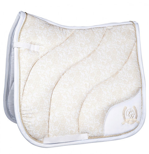 LAURIA GARELLI QUEENS LACE SADDLE BLANKET