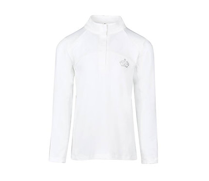 DUBLIN BELLA LONG SLEEVE  COMPETITION SHIRT - CHILDS