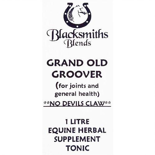 BLACKSMITHS BLEND GRAND OLD GROOVER - 1L