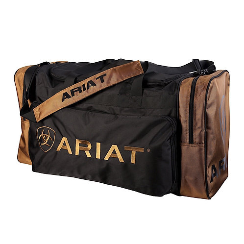 ARIAT JUNIOR GEAR BAG - BLACK/KHAKI