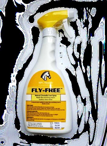 NPC FLY FREE REPELLENT - 985ML