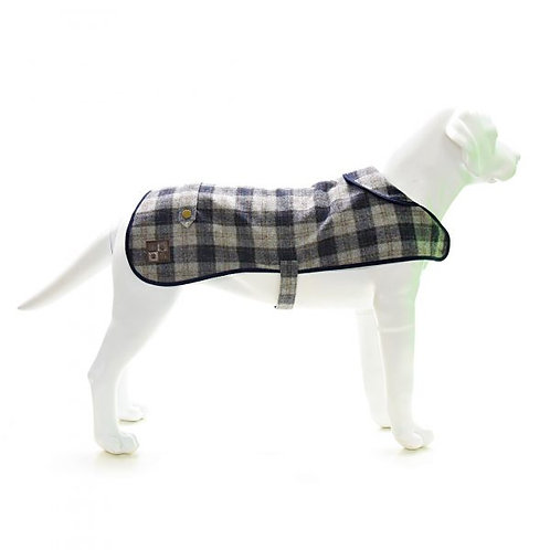 TWEED MILL DOG COAT - S