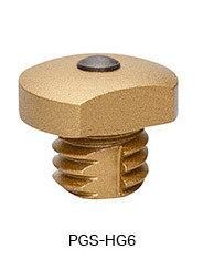PRO GRIP STUDS HG6 HARD GROUND STUDS 6MM