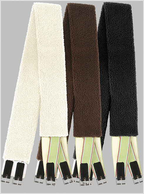 FLAIR SYNTHETIC FLEECE GIRTH SLEEVE