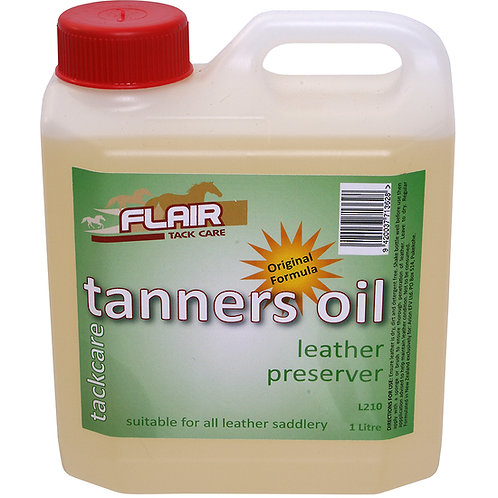 FLAIR TANNERS OIL- 1 LITRE