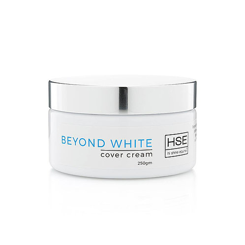 HSE HI-SHINE BEYOND WHITE COVER CREAM