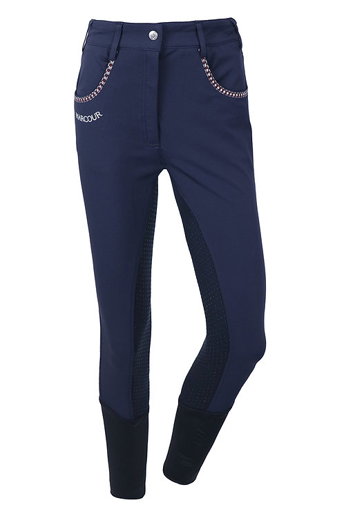 HARCOUR WOMENS ANGELIQUE FULL SEAT BREECHES
