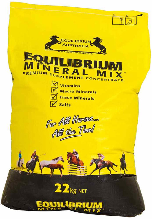EQUILIBRIUM MINERAL MIX - 22KG