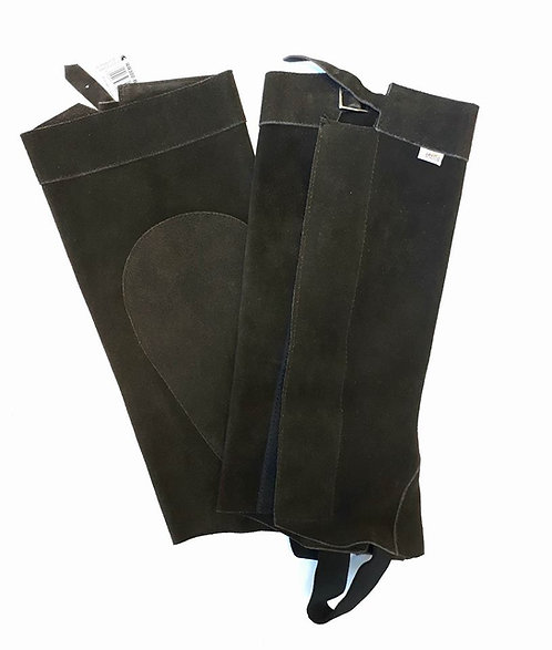 FLAIR LEATHER SUEDE CHAPS