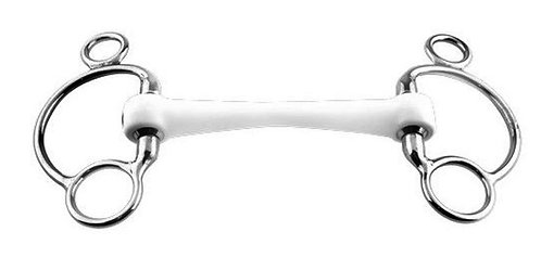 TRUST INNO SENSE FLEXI SOFT 2.5 RING EGGBUTT GAG