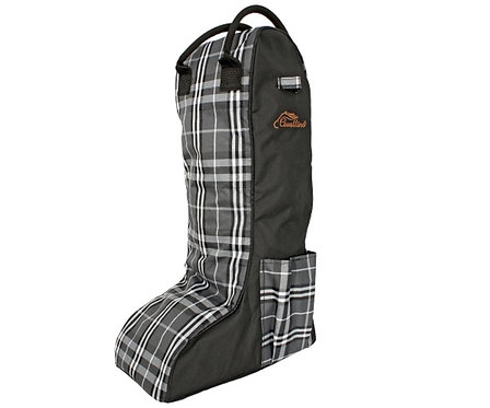 CAVALLINO TALL BOOT BAG WITH EXTRA POCKETS