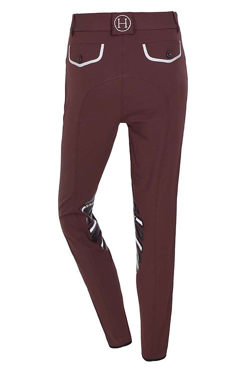 HARCOUR WOMENS JALISCA BREECHES WITH FIX SYSTEM GRIP
