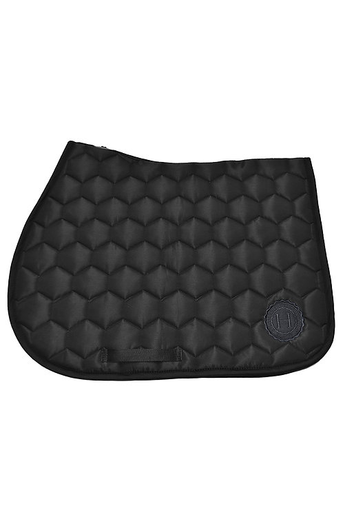 HARCOUR GREEN SADDLE PAD