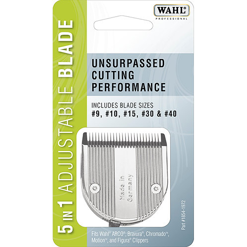 WAHL 5 IN 1 ADJUSTABLE CLIPPER BLADE