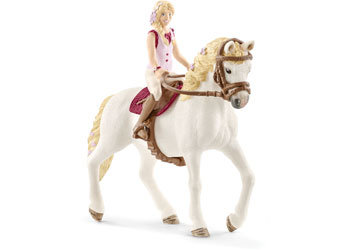 SCHLEICH HORSE CLUB - SOFIA & BLOSSOM