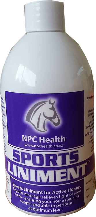 NPC HEALTH SPORTS LINIMENT - 500ML
