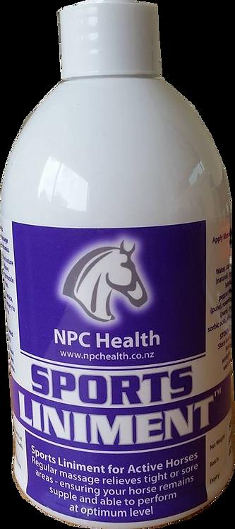 NPC HEALTH SPORTS LINIMENT - 1L