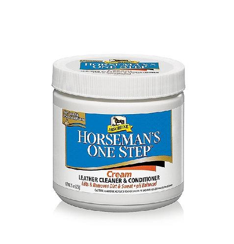 ABSORBINE HORSEMANS ONE STEP CREAM - 425G