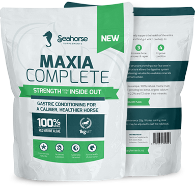 MAXIA COMPLETE - GASTRIC ULCER MANAGEMENT