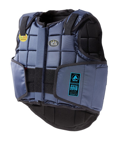 USG ADULTS FLEXI BODY PROTECTOR - NAVY