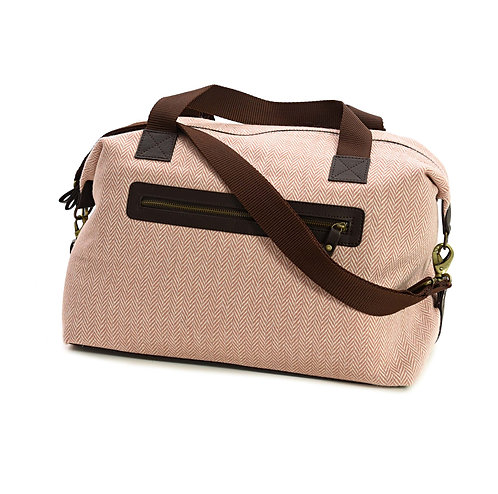 TWEED MILL TWEED WEEKENDER BAG