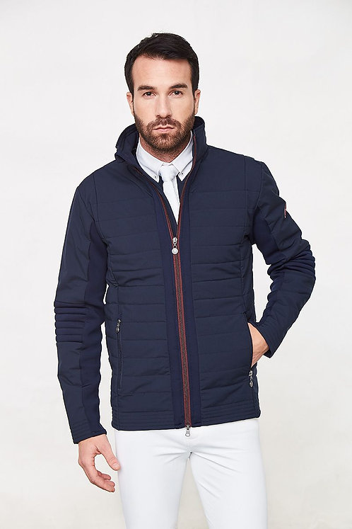 HARCOUR MENS NICOLAS PADDED JACKET