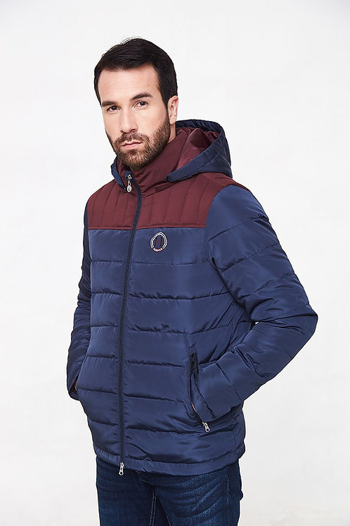 HARCOUR MENS PIERRE PADDED JACKET