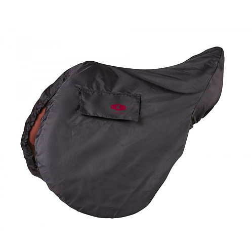 KINCADE BLACK NYLON RIDE ON SADDLE COVER