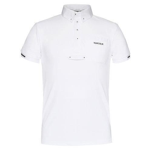 HARCOUR MENS CRYSTALLO COMPETITION SHIRT