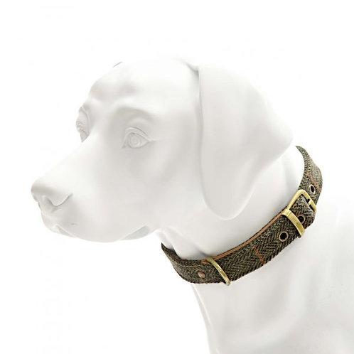 TWEED MILL DOG COLLAR - SMALL