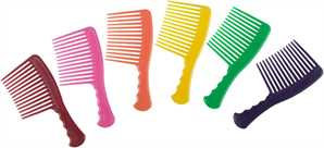USG MANE COMB WITH HANDLE