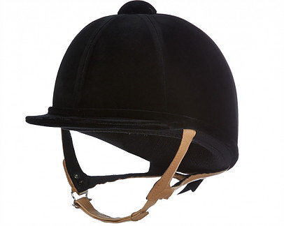 CHARLES OWEN SHOWJUMPER XP BLACK