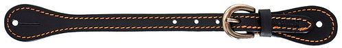 BLUE TAG WESTERN LEATHER SPUR STRAPS