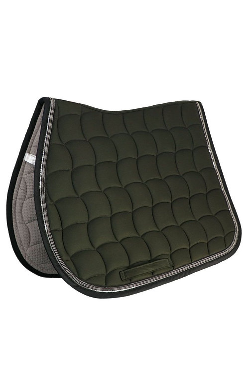 HARCOUR SILVER SADDLE PAD