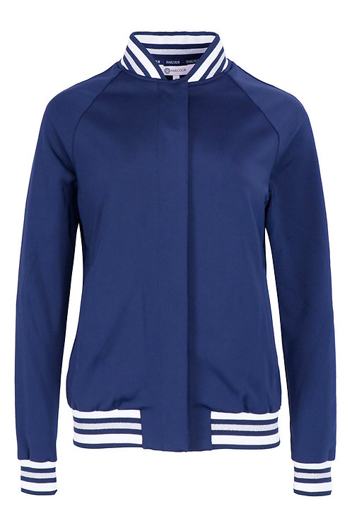 HARCOUR WOMENS AIX BOMBER JACKET