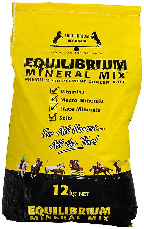 EQUILIBRIUM MINERAL MIX - 12KG