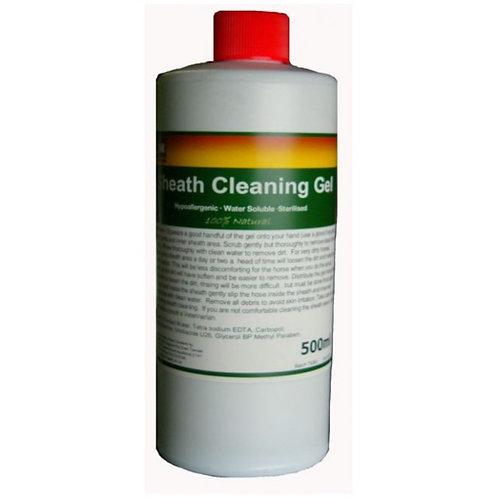 SHEATH CLEANING GEL