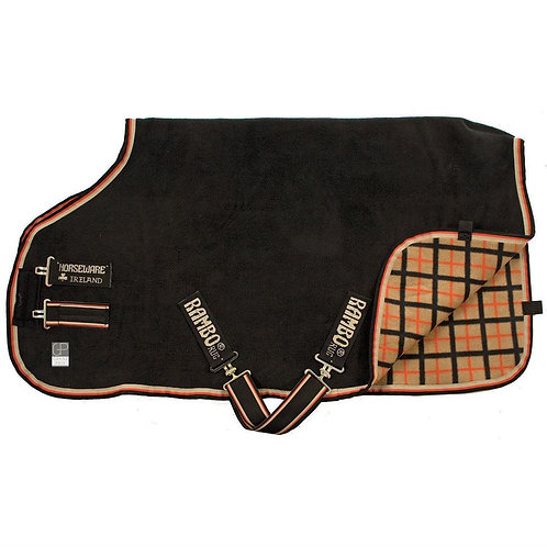RAMBO GRAND PRIX FLEECE RUG