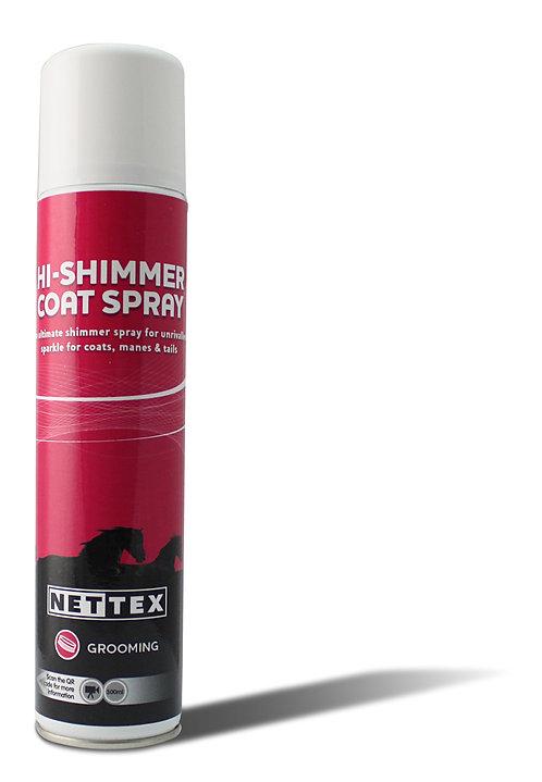 NETTEX HI-SHIMMER COAT SPRAY - 300ML