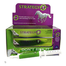 VIRBAC STRATEGY T WORMING PASTE
