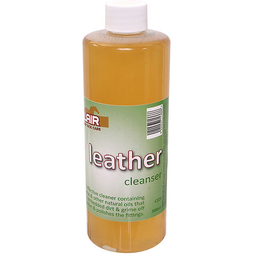 FLAIR LEATHER CLEANSER - 500ML