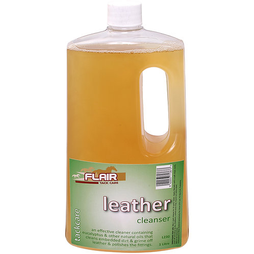 FLAIR LEATHER CLEANSER - 1 LITRE