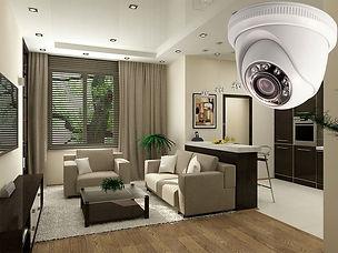 Видеонаблюдение в квартире - Elman