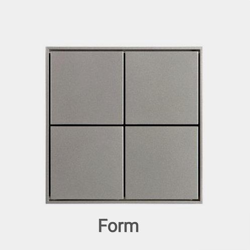 Выключатели Ekinex серии FF/Form - Elman